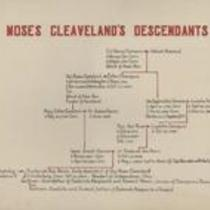 Moses Cleaveland's descendants