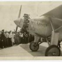 Spirit of St. Louis 1920s