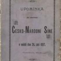 Česko-Národní Síně