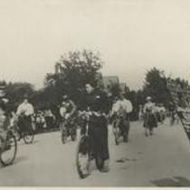 Bicycle Parade 1896