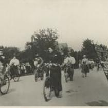Bicycle Parade 1896