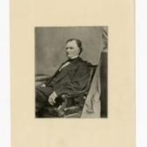 Unidentified seated portrait