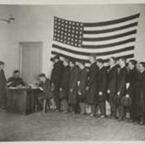 World War I- Enlistment 1910s