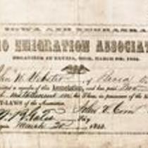 Ohio Emigration Association