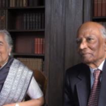 Elizabeth and Winfred Balraj Oral History Pt. 1