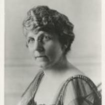 Florence Kling (DeWolfe) Harding