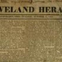 Cleaveland Herald and Gazette