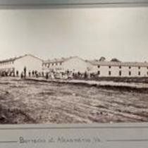 Barracks at Alexandria, Va.