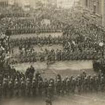 372nd Battalion Negro Infantry 1910s