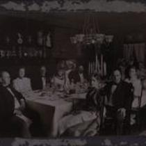 Hanna-McKinley dinner party