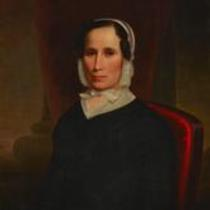 Portrait of Mrs. Benjamin Franklin (Rebecca) Rouse