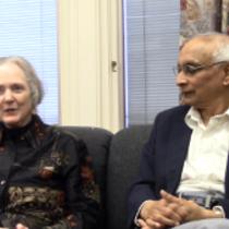 P.K. and Virginia Saha Oral History Pt. 2