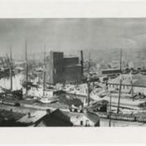 Cleveland Flats/Union Elevator 1870s