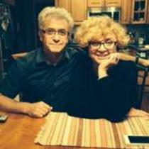 Natalie Goldin and Gennadi Oklander