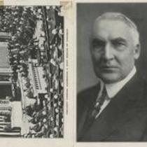 The life of Warren G. Harding