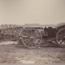 Army Wagon and Forge, City Point Va.