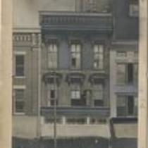 Buildings Strickland Block 1890s