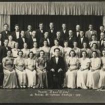 """""""Zvon"""" Slovenian Singing Society 1930s"""