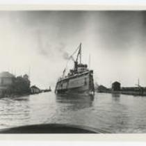 Ships 'City of Buffalo' 1900s