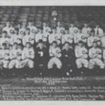 Cleveland American League Baseball Club
