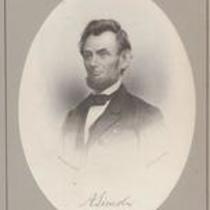 A. Lincoln.