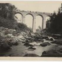 Ohio Bedford Bridges/Cleveland Pittsburgh R. R.