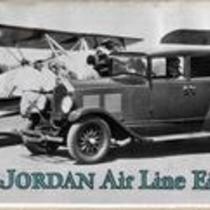 Jordan Air Line Eight
